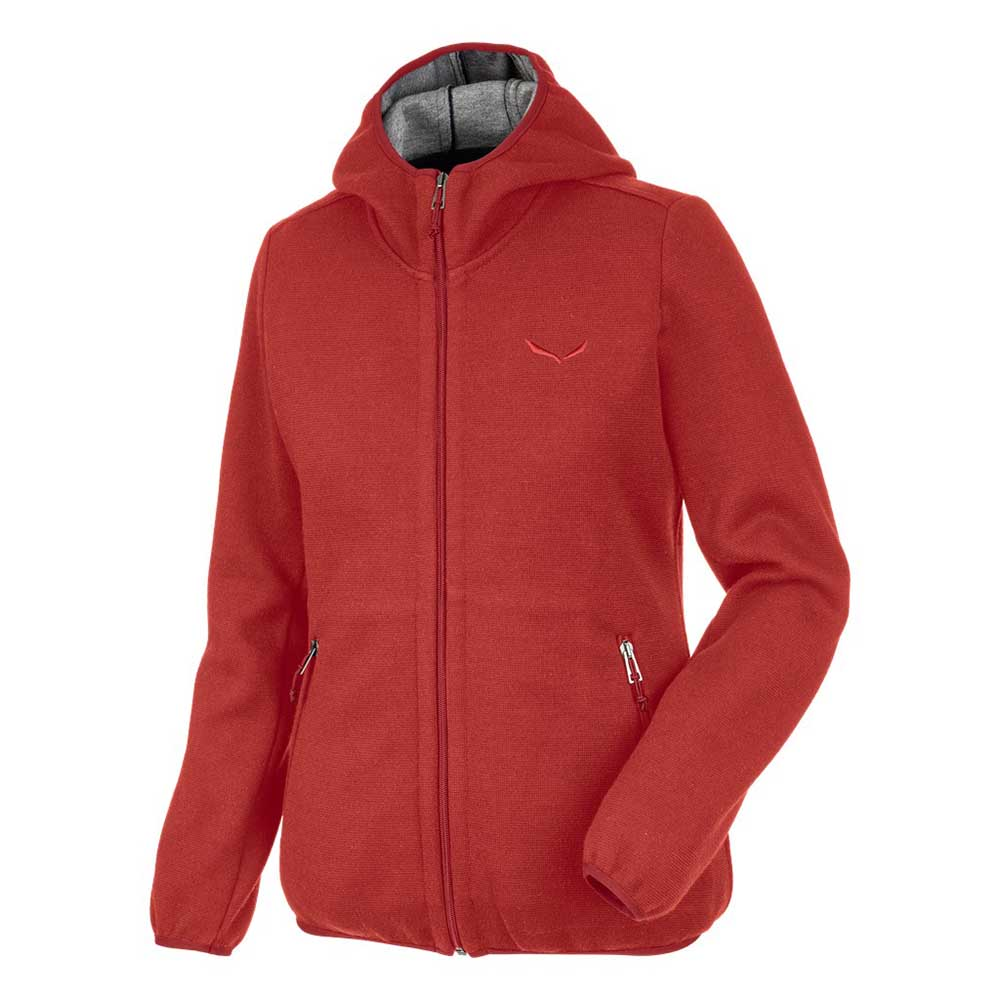 pullover-salewa-woolen-light-full-zip-hoody