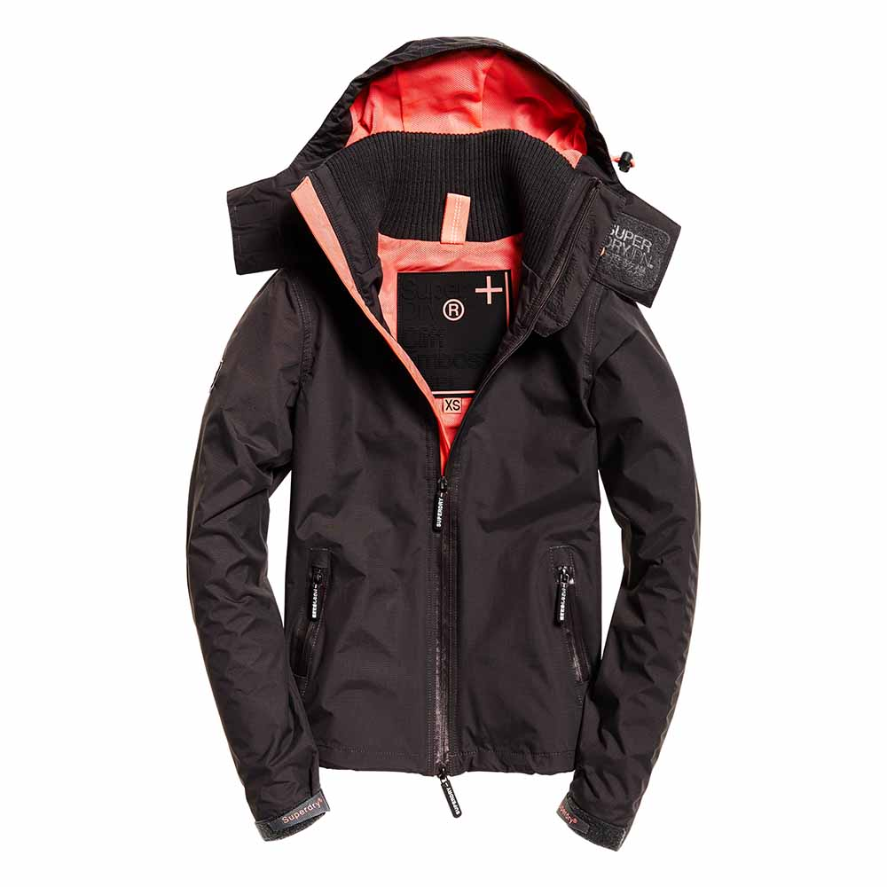 Superdry Hooded Cliff Hiker