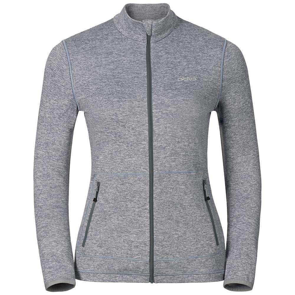 fleece-odlo-alagna-midlayer-full-zip-s-grey-melange