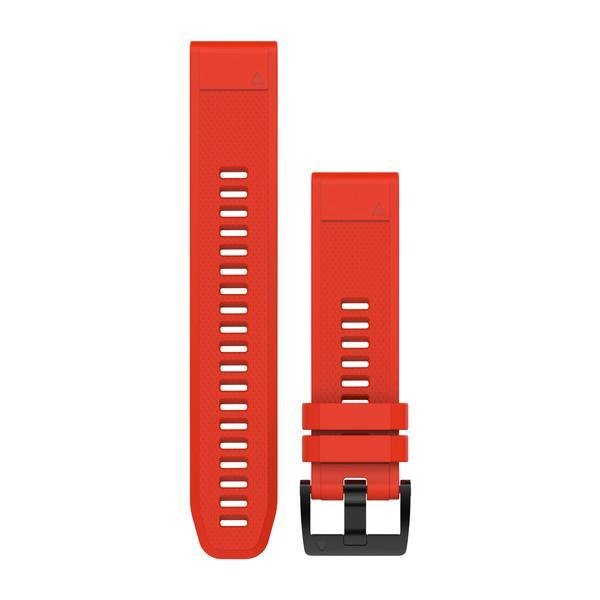 ersatzteile-garmin-quickfit-fenix-5-silicon-strap-one-size-red