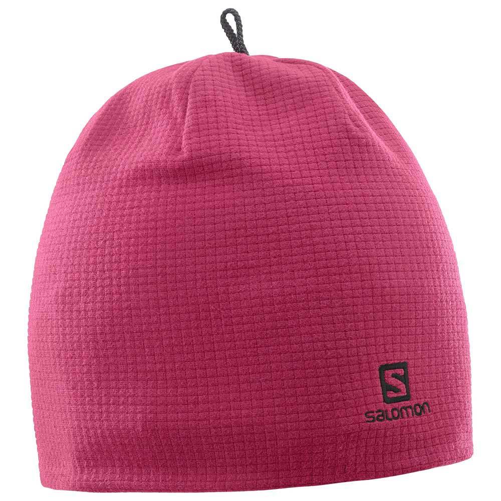 e31a7590 Salomon RS Warm Beanie Pink buy and offers on Snowinn