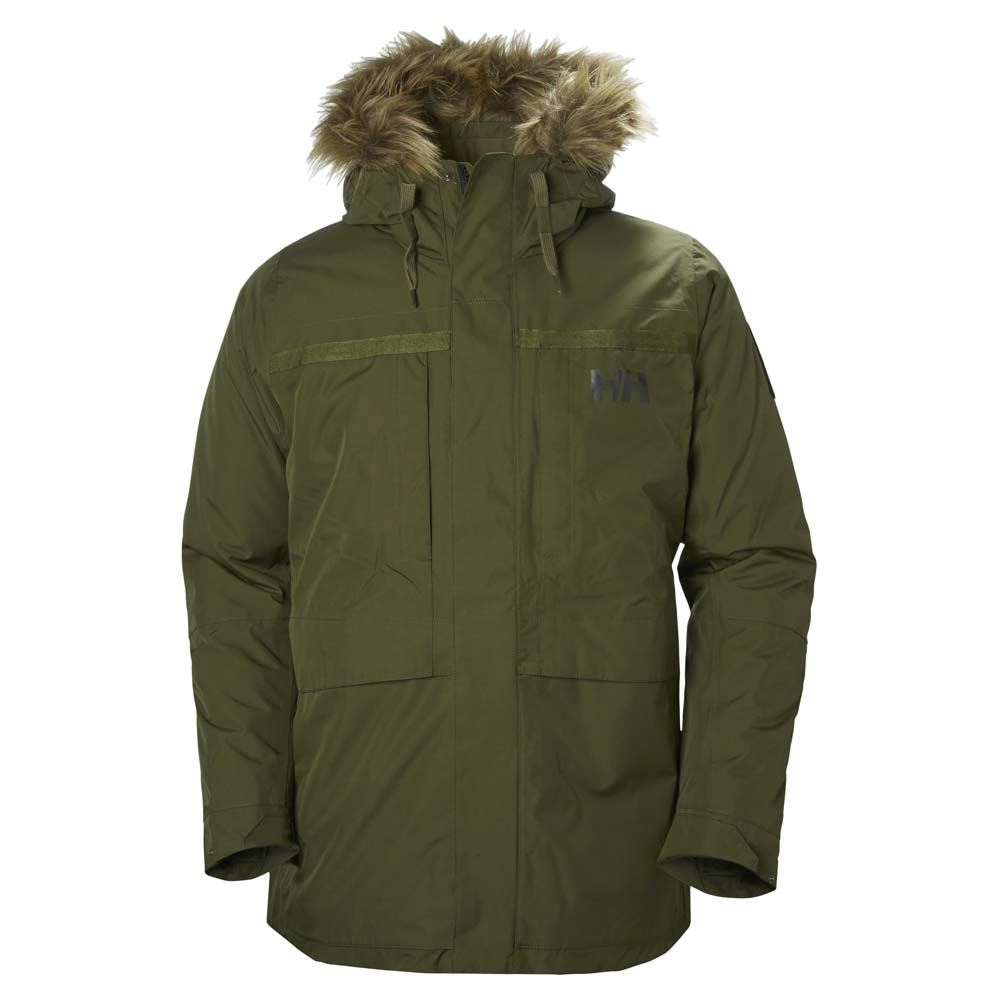 Helly hansen Coastal 2 Parka Green buy and offers on Snowinn c4af016d8f