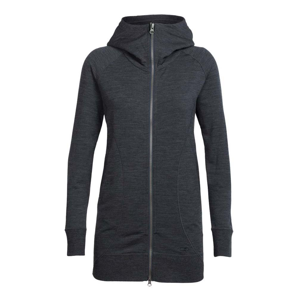 fleece-icebreaker-dia-long-hooded, 130.95 EUR @ snowinn-deutschland