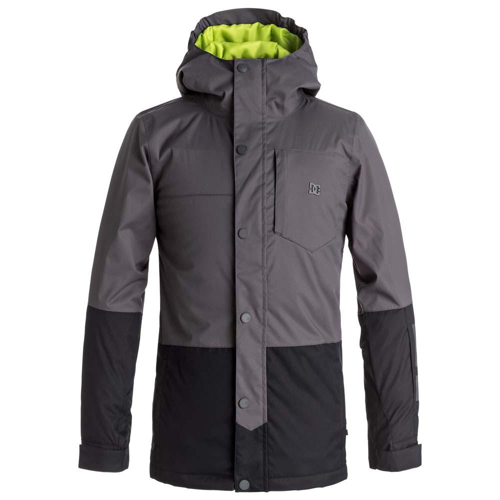 c6cb915ba605 Dc shoes Defy Youth Boy Grey buy and offers on Snowinn