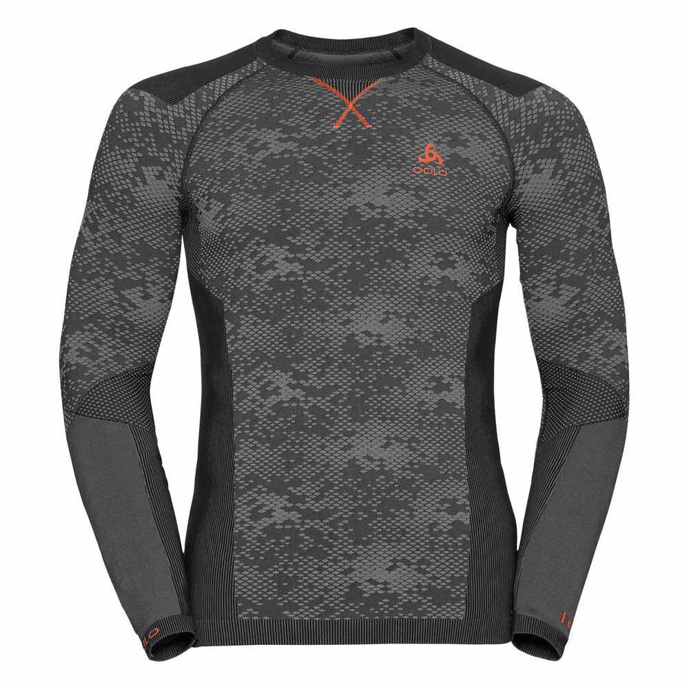 de3cb814a Odlo Blackcomb Evolution Warm Shirt L/S Crew Neck
