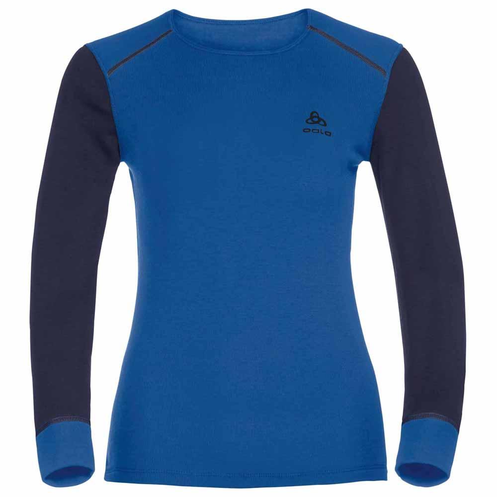 unterwasche-odlo-warm-shirt-l-s-crew-neck, 22.99 EUR @ snowinn-deutschland