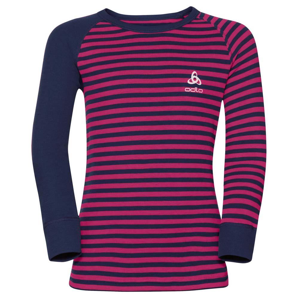 t-shirts-odlo-warm-shirt-l-s-crew-neck, 13.95 EUR @ snowinn-deutschland