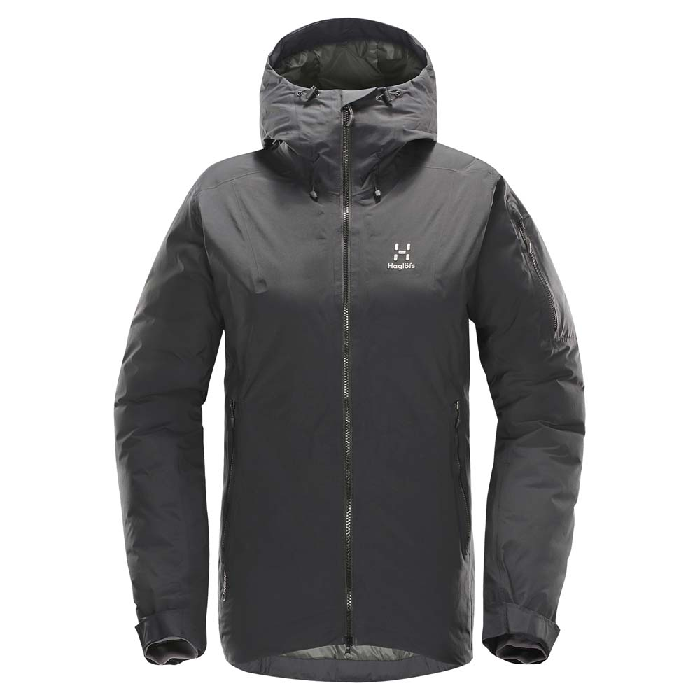 f37b548b Haglöfs Niva Proof Black buy and offers on Snowinn