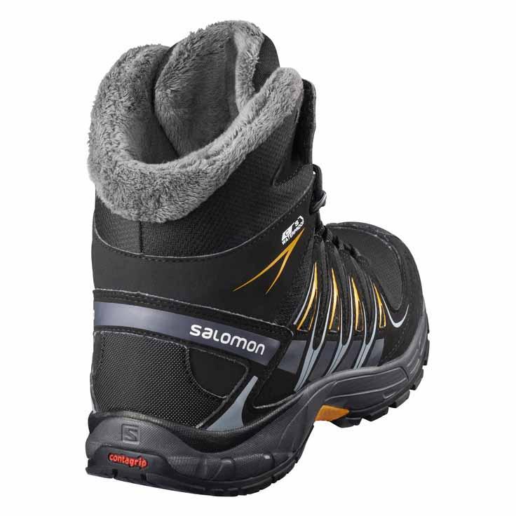 Salomon XA Pro 3D Winter TS CSWP Junior Zwart, Snowinn Après ski