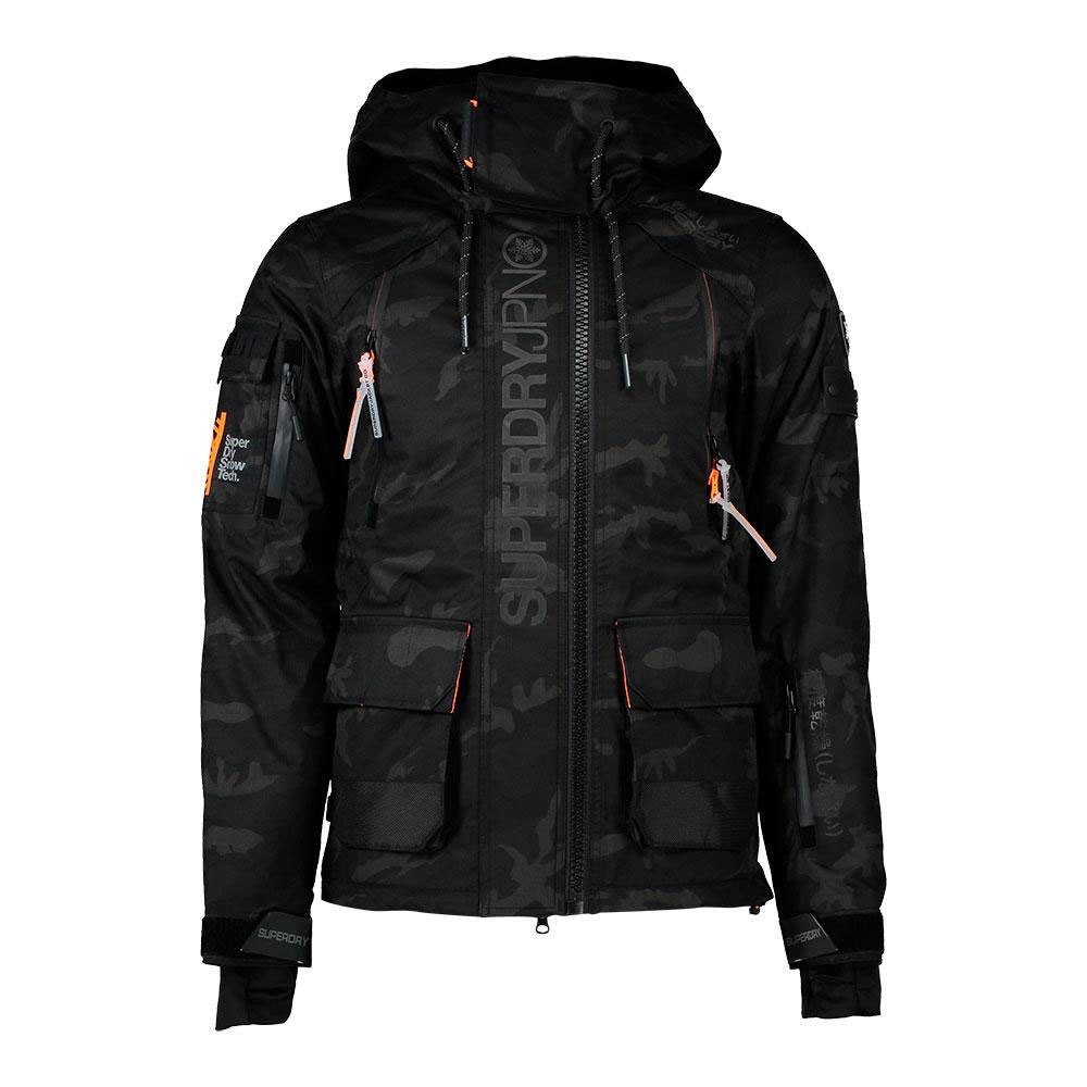 17d0b5251a7 Superdry Ultimate Snow Rescue Jacket Black