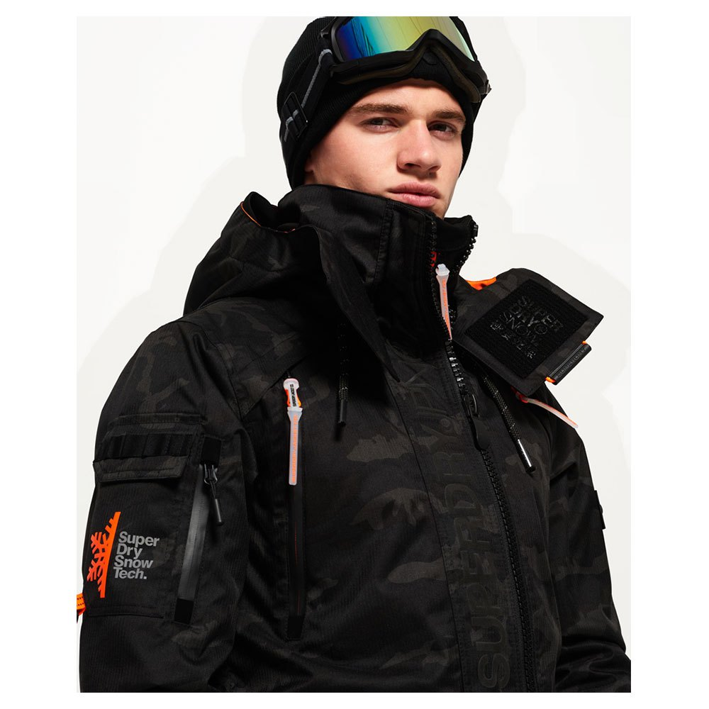 Sol Crisi Un Efficace Superdry Ultimate Rescue Snow Jacket Estate Dovunque Concerto