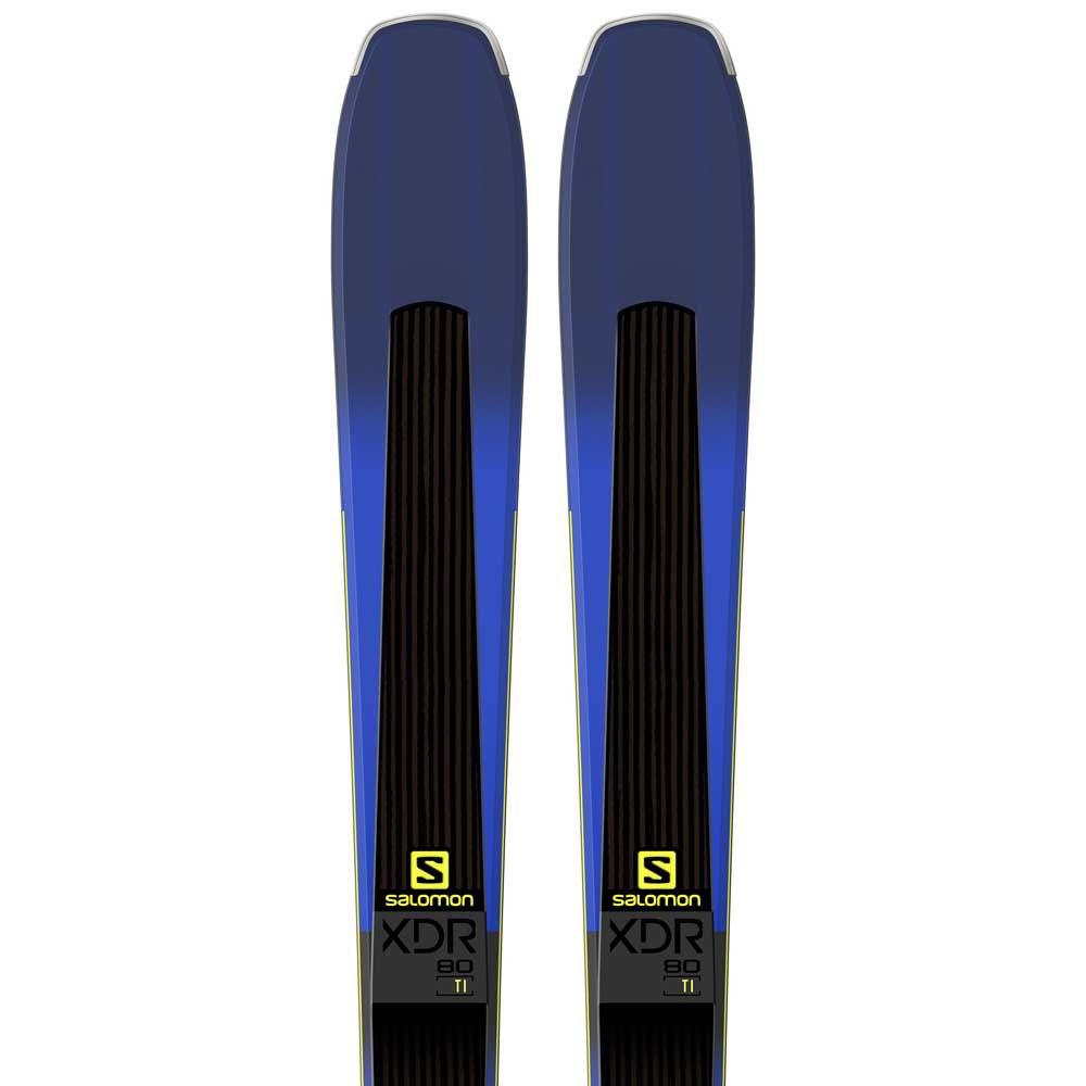 Salomon XDR 80 Ti+XT12 Blue Buy And Offers On Snowinn