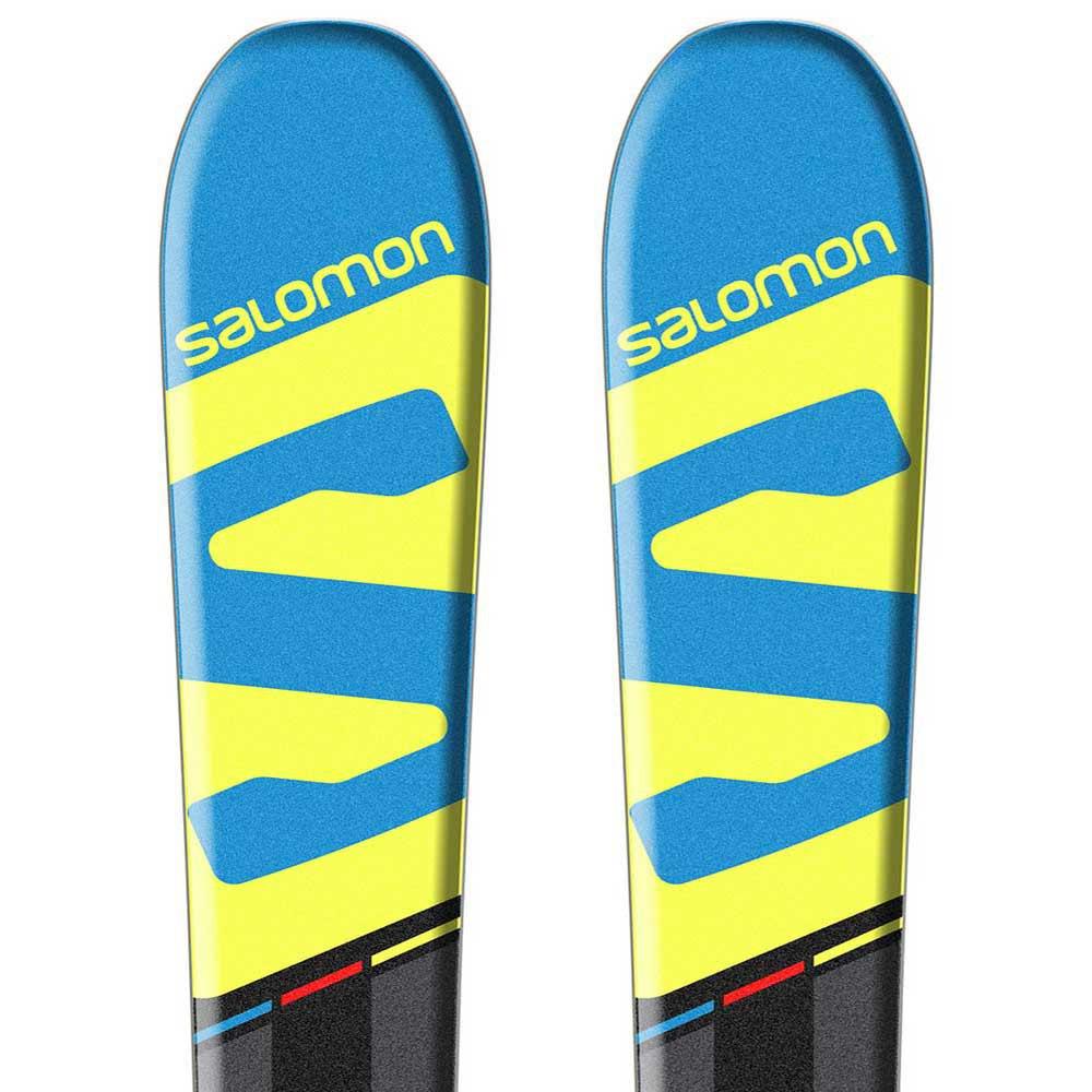 c48bbf6b06 Salomon H X-Race Jr XS+H C5 Sr J Yellow, Snowinn