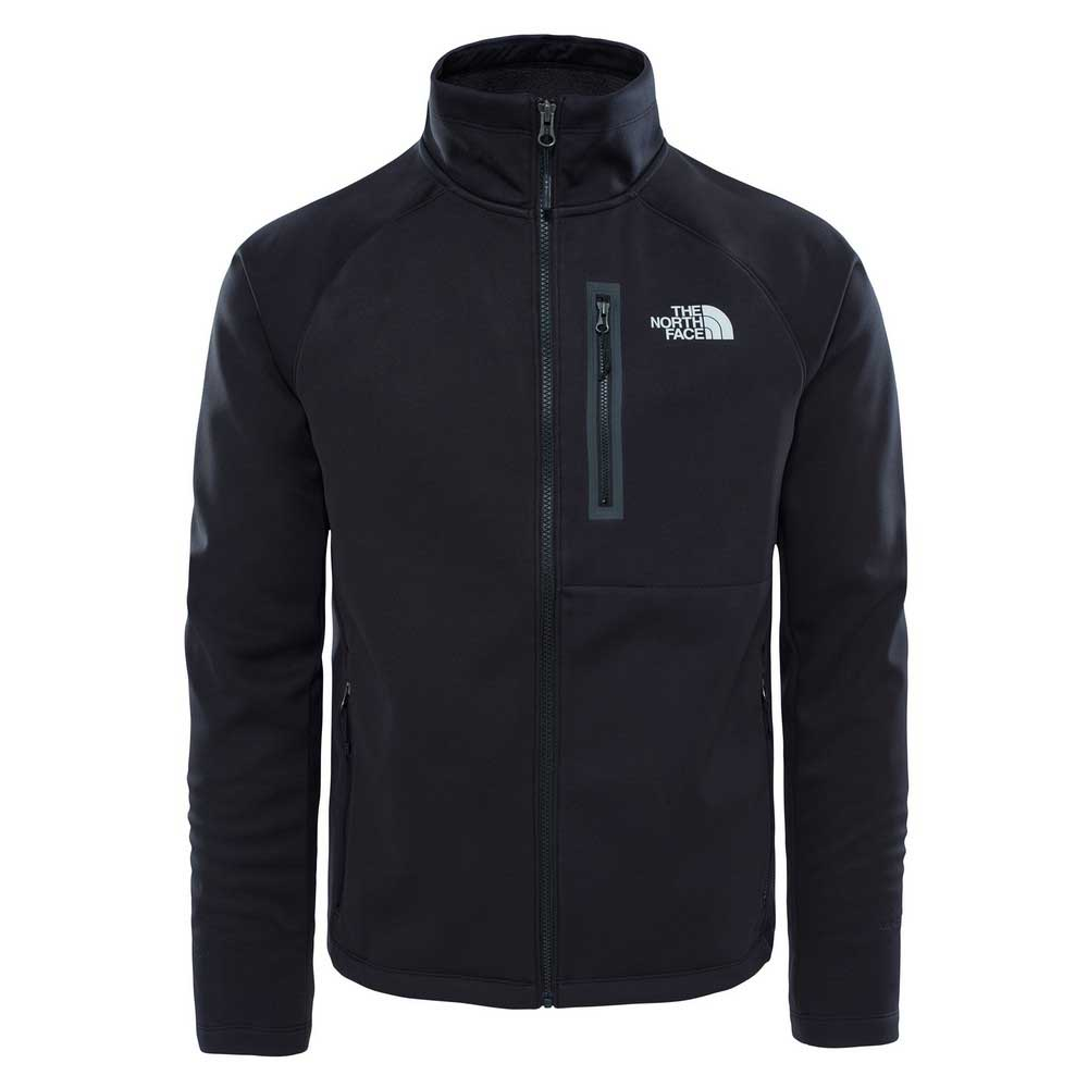 The north face Canyonlands Soft Shell Svart, Snowinn Jakker