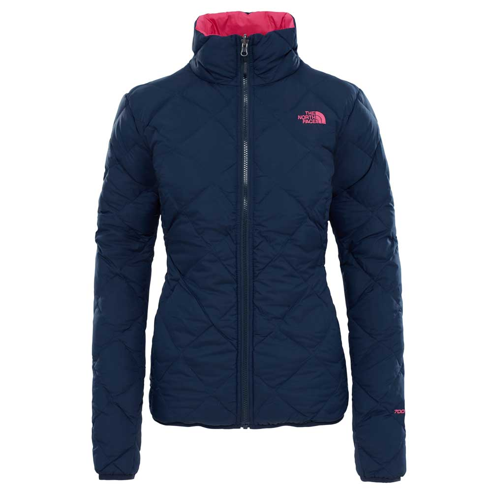 c3dd29ab682 The north face Zip In Reversible Down Blue