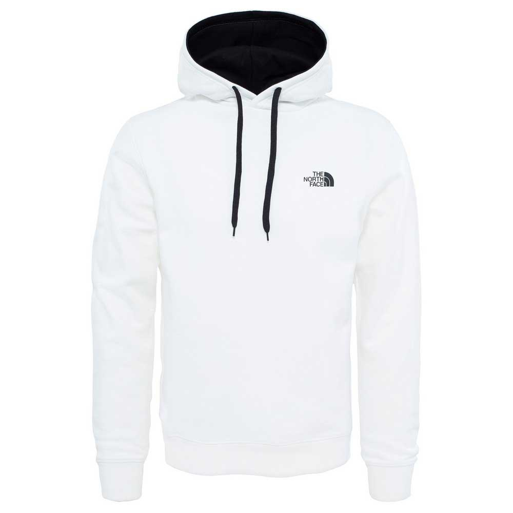 The north face Seasonal Drew Peak Pullover Hoodie Bianco 5fab2e911ac0