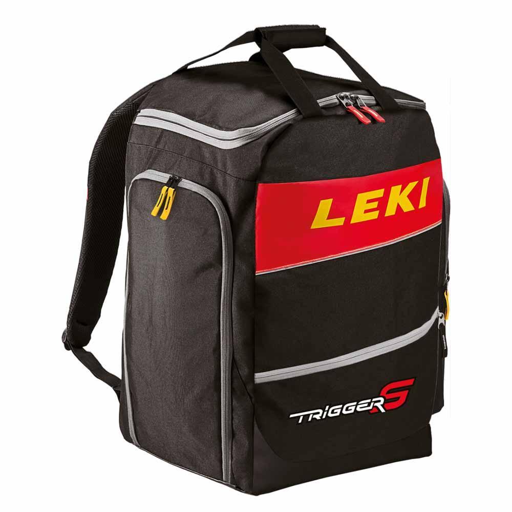 Ski Boot Bag >> Leki Bootbag 60l Black Buy And Offers On Snowinn