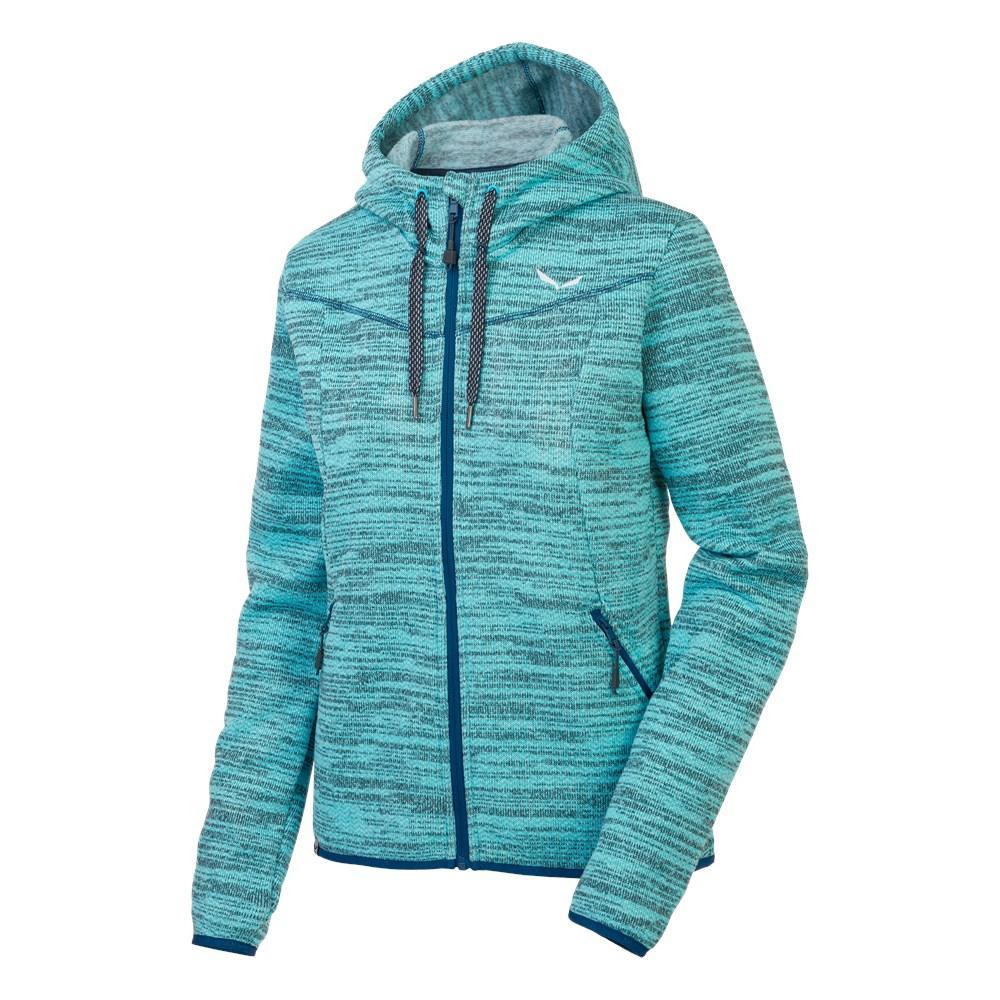 pullover-salewa-fanes-polarlite-full-zip-hoody