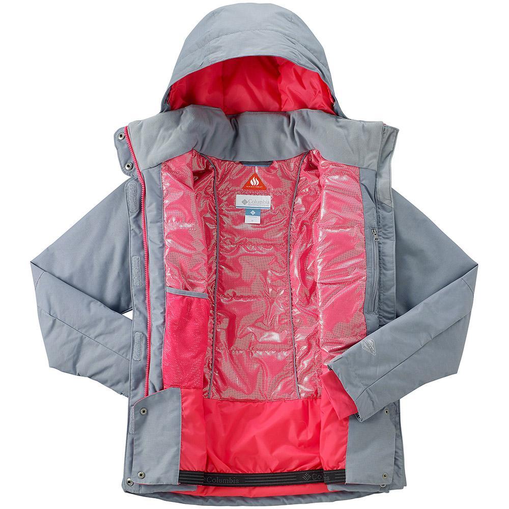 Columbia Alpine Action Oh Gris comprar y ofertas en Snowinn 2e31d714bc4