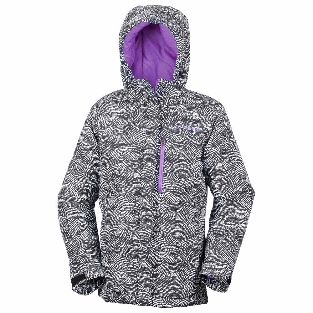 8a1512649e2b Columbia Alpine Free Fall Girls Grey buy and offers on Snowinn