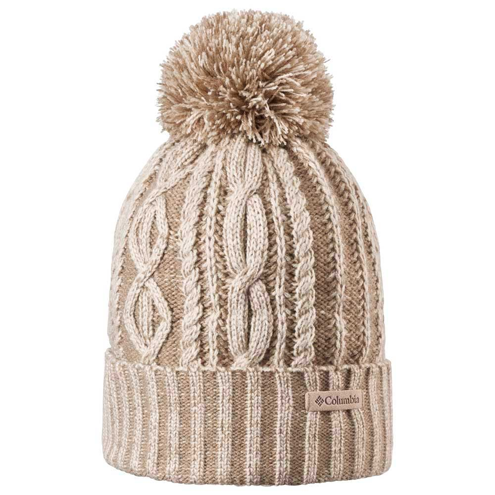 Columbia Blizzard Pass Beanie Beige buy and offers on Snowinn 29dd242ae03