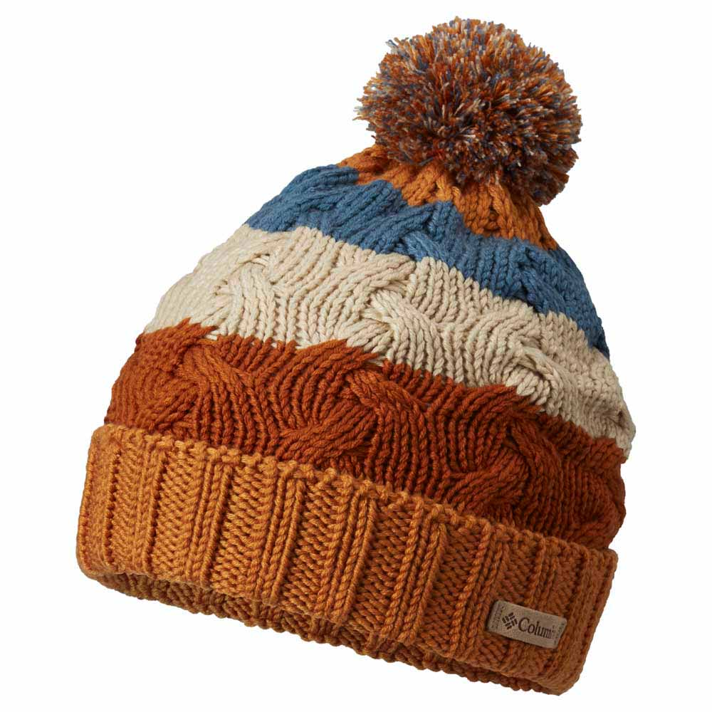 528ad380067d0 Columbia Carson Pass Beanie Brown buy and offers on Snowinn