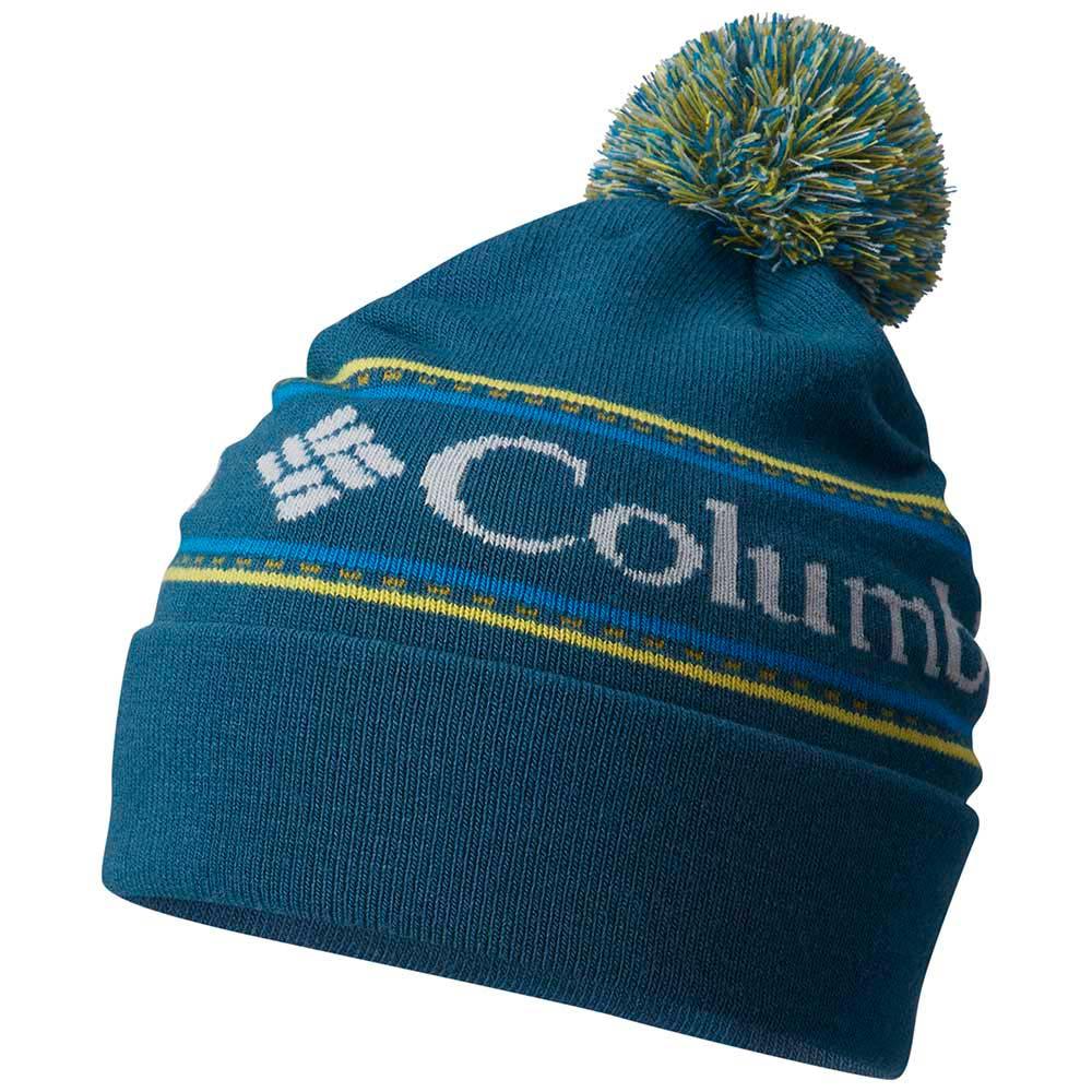0f7b4e254aca7 Columbia CSC Logo Beanie Blue buy and offers on Snowinn