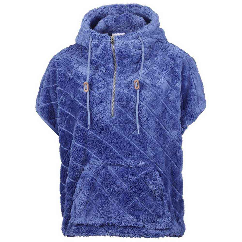 pullover-columbia-fire-side-sherpa-shrug-l-bluebell