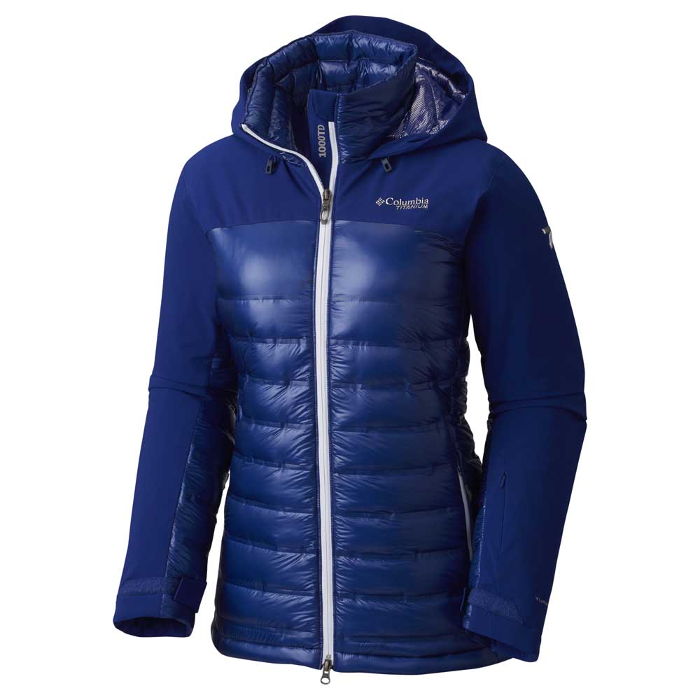 Columbia Heatzone 1000 TurboDown Hooded