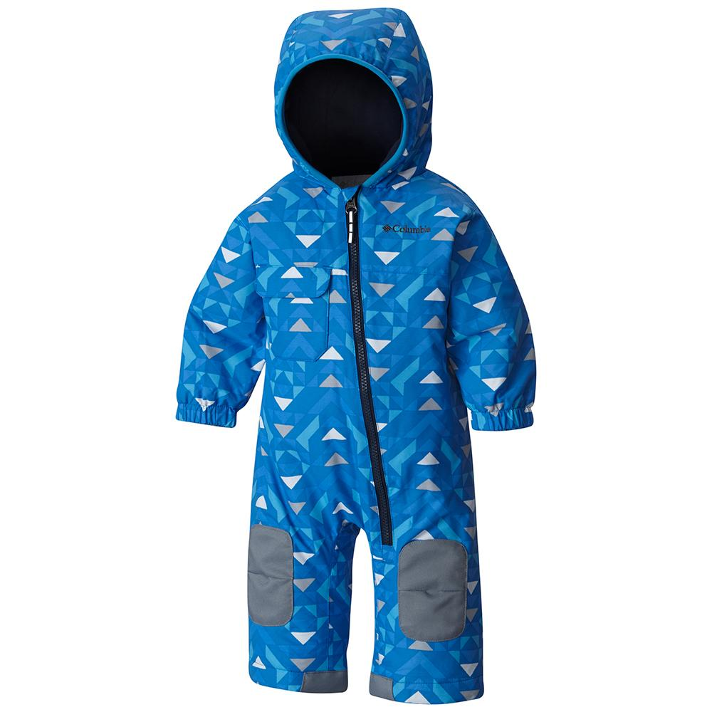 f161c34ba Columbia Hot-Tot Suit Blue buy and offers on Snowinn