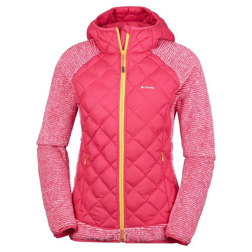 Columbia Womens Techy Hybrid Fleece