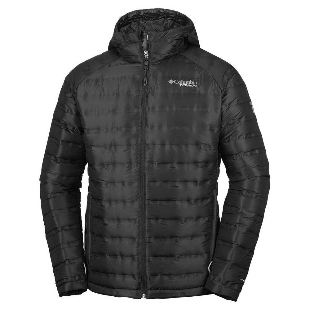 Columbia Titan Ridge Down Hooded buy and offers on Snowinn