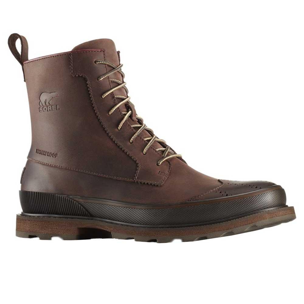Sorel Madson Wingtip Boot Waterproof