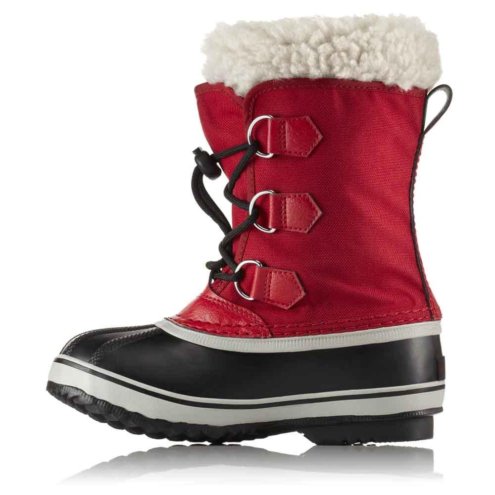 f75b0b43b82 Sorel Yoot Pac Nylon Youth Black buy and offers on Snowinn