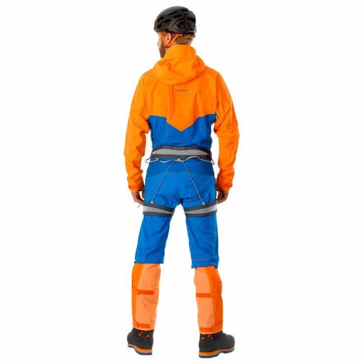 available newest exclusive range Mammut Nordwand Pro HS Blue buy and offers on Snowinn