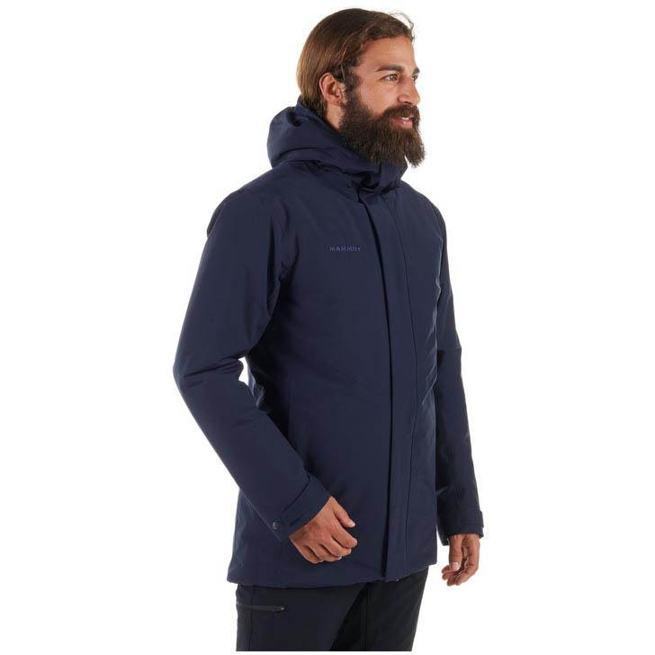 mehr Fotos outlet großes Sortiment Mammut Chamuera Hs Thermo Hooded Blue buy and offers on Snowinn