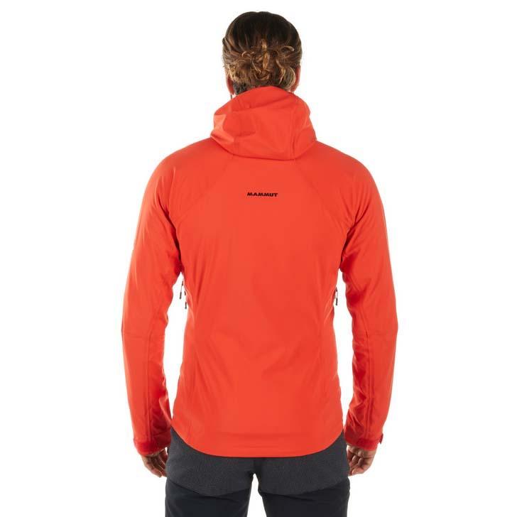 neue Fotos überlegene Leistung zum halben Preis Mammut Ultimate Alpine SO Hooded Red buy and offers on Snowinn