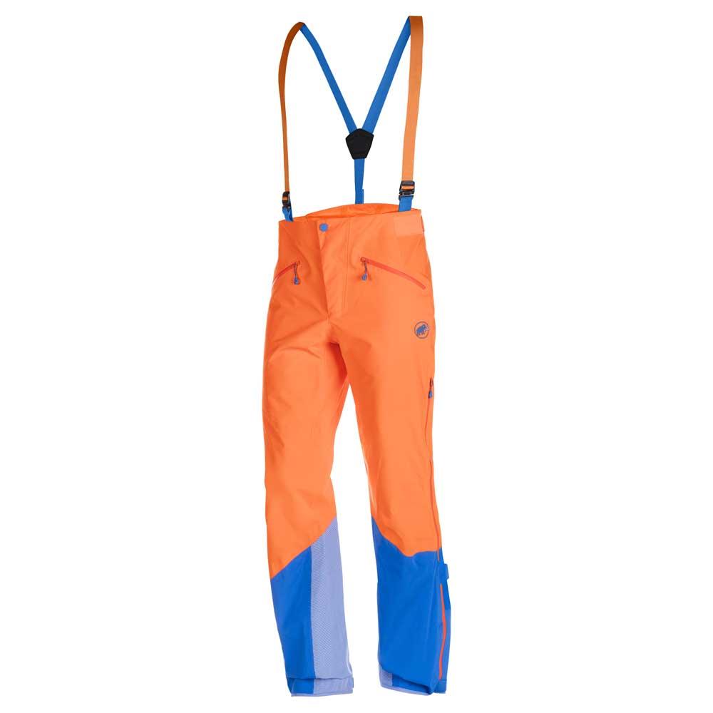 b6a228327f839a Mammut Nordwand Pro HS Pants Regular Orange
