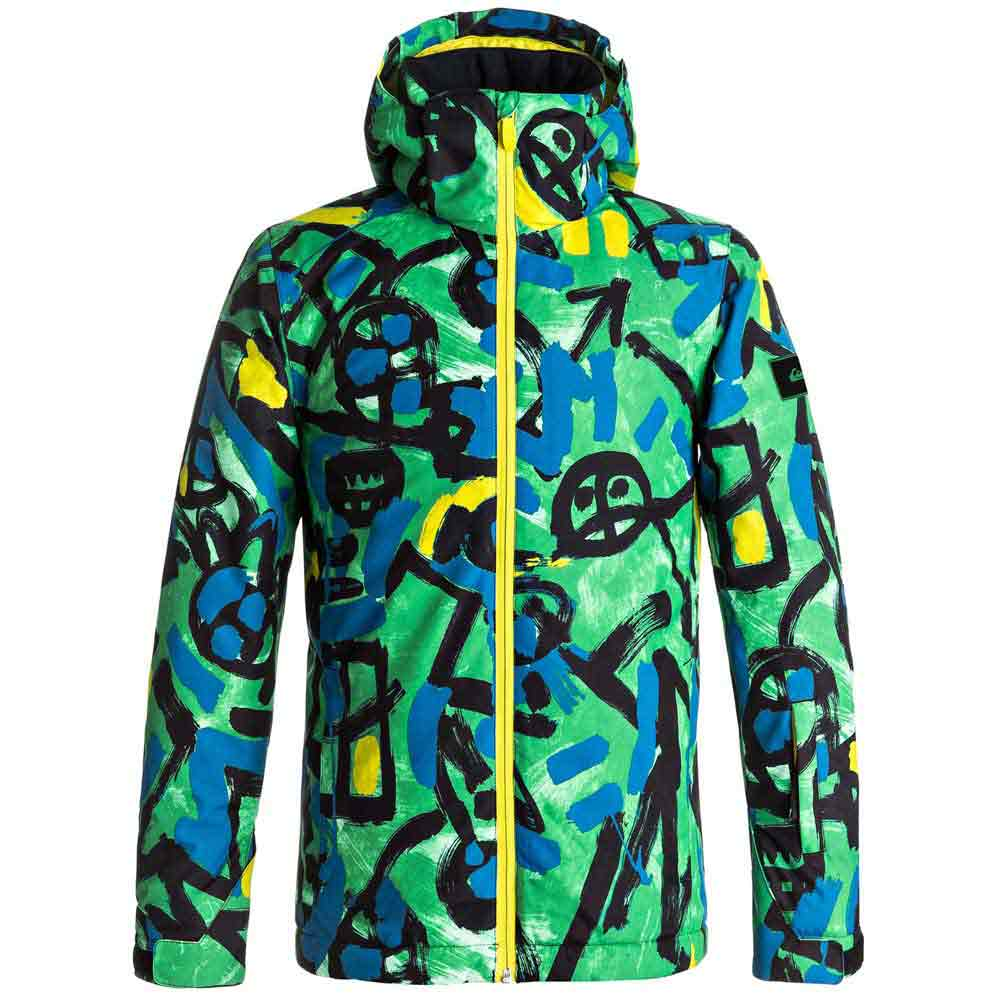 a17ed25b3 Quiksilver Mission Printed Youth buy and offers on Snowinn