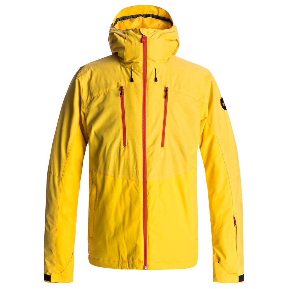 49136592e17 Quiksilver Mission Plus Yellow buy and offers on Snowinn