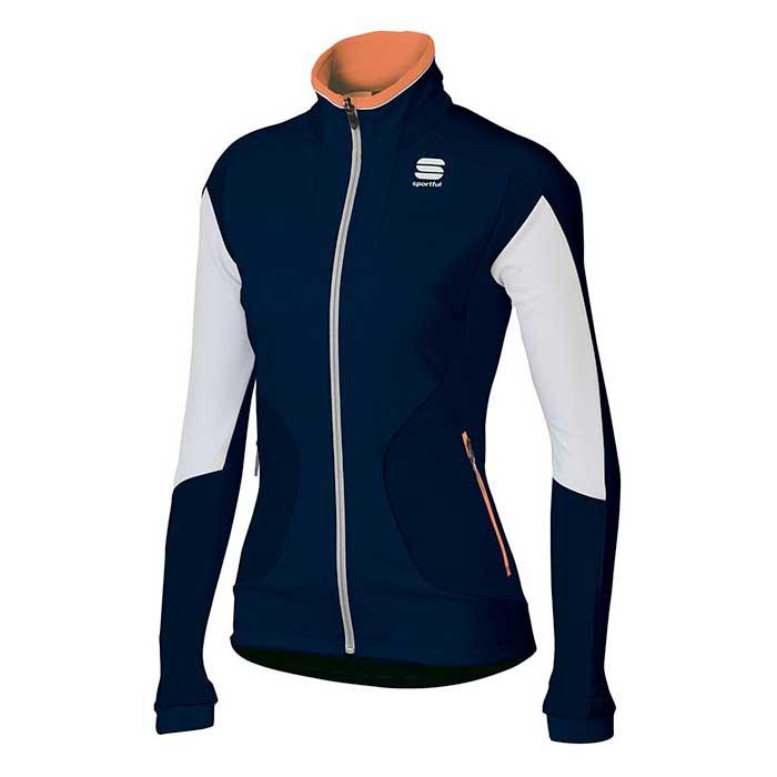 Black Sportful Apex Windstopper Vest