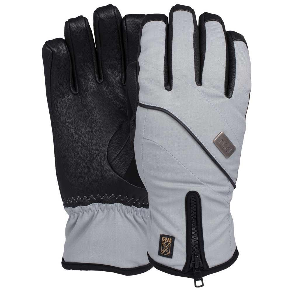 skihandschuhe-pow-gloves-gem-xs-ash