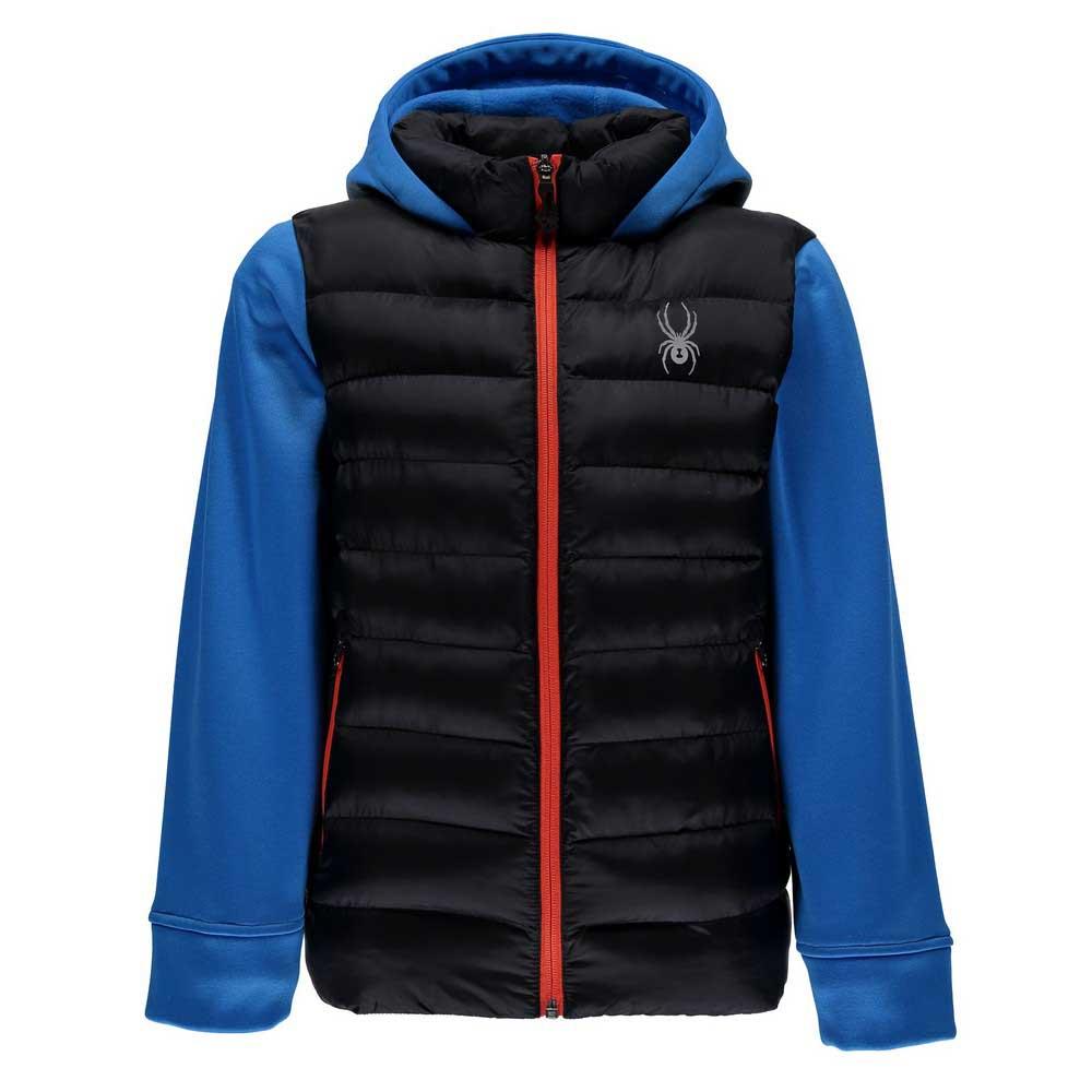 21238202d Spyder Mt Elbert Black buy and offers on Snowinn
