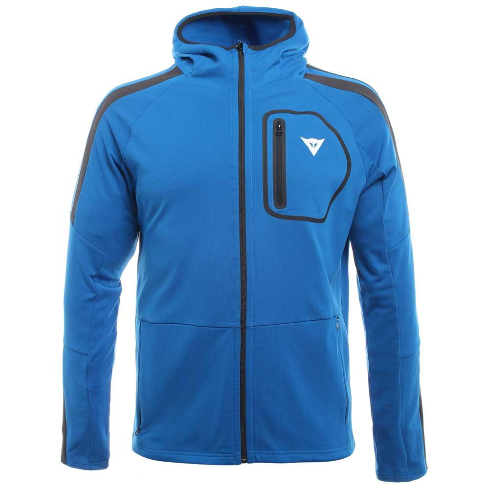 miglior servizio 1cc38 190c9 Dainese Hp2 Mid Hooded Full Zip Blue buy and offers on Snowinn