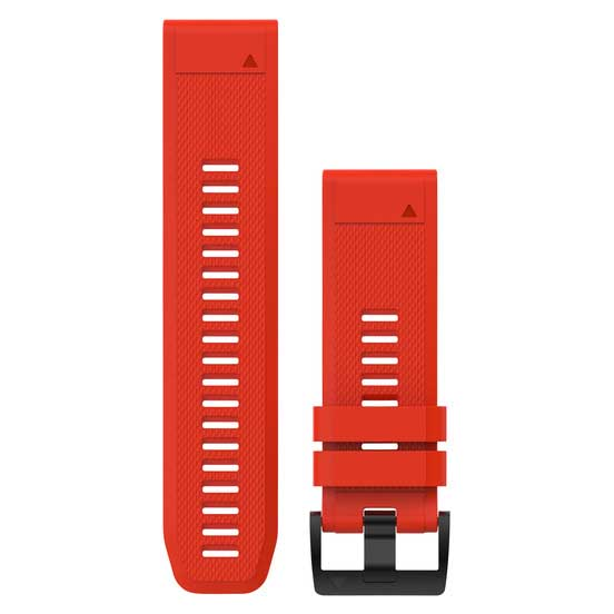 pieces-detachees-garmin-quickfit-26mm-watch-band-one-size-red