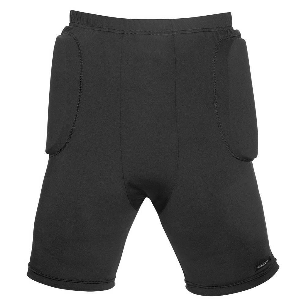 korperschutz-sinner-bump-pants-s-black