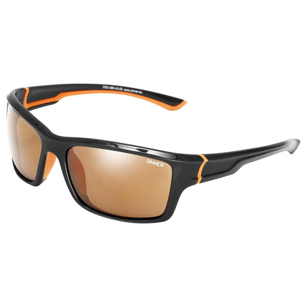 sinner-cayo-pc-brown-gold-mirror-cat3-matte-black-orange