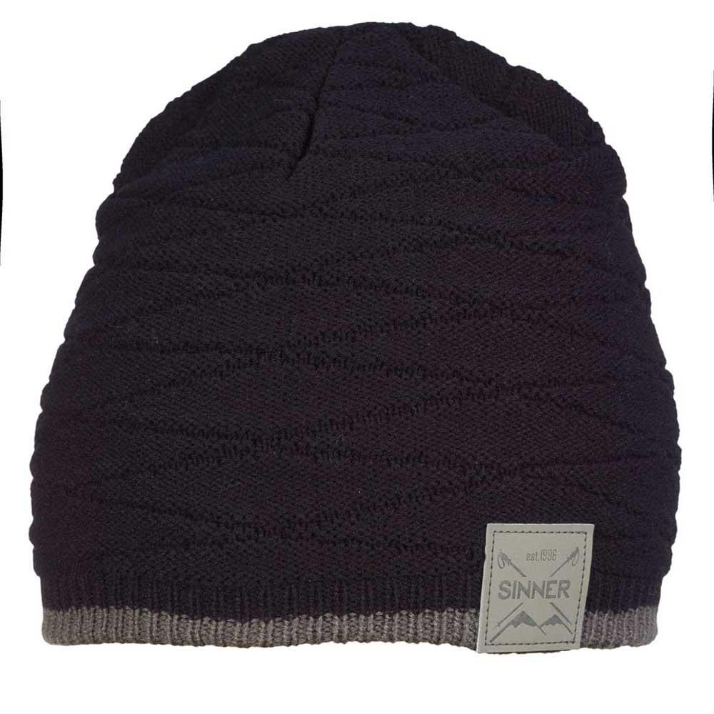 kopfbedeckung-sinner-merano-beanie-one-size-black
