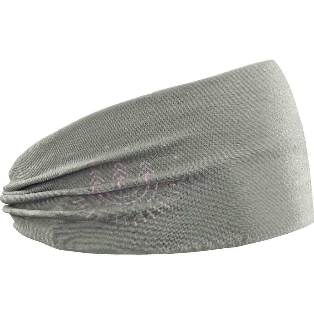 Salomon Light Headband Grey buy and offers on Snowinn 68e87a0845