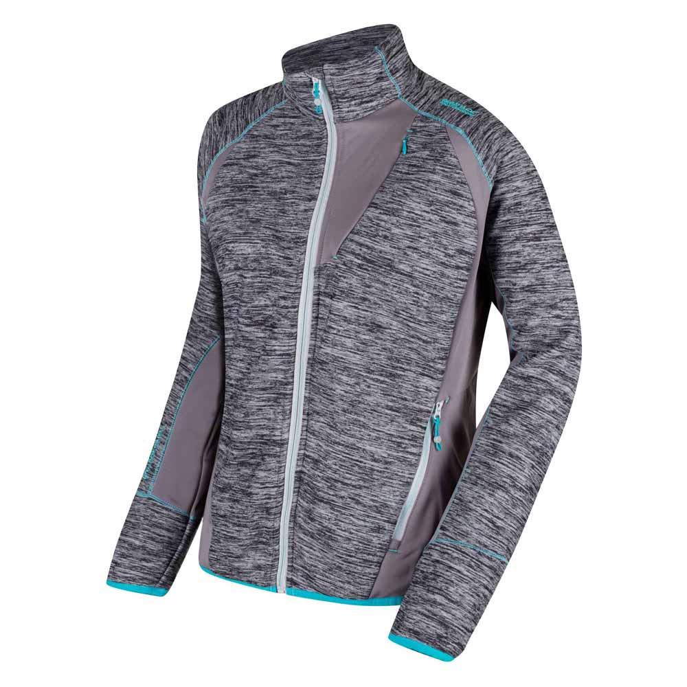 Regatta Esteli Womens Lightweight Extol Stretch Hybrid Jacket Grey
